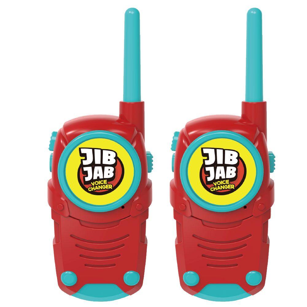 【toys】JIB JAB Voice Changer Walkie Talkie NO.1913