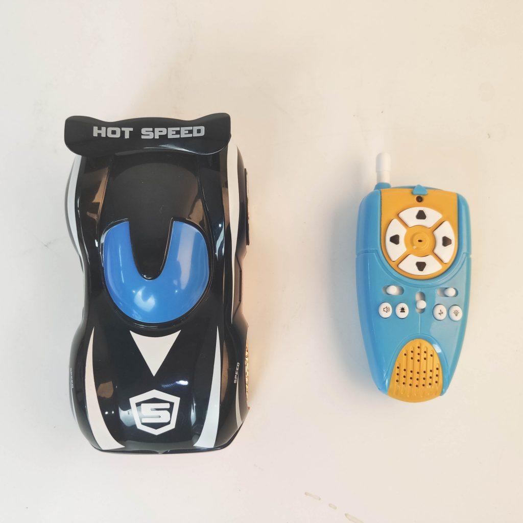 【toys】Smart Car Remote Control & Voice Transmission Car NO.1901B